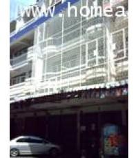 อาคารพาณิชย์ 4.5 ชั้น  2 คูหา ซ.รัชดาภิเษก16(ท่าพระ) เนื้อที่ 32 ตร.วา สภาพพร้อมอยู่ ทำเลดี