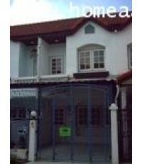 ทาวน์เฮ้าส์ 2 ชั้น หมู่บ้านพนาสนธิ์4 คู้บอน เนื้อที่ 16 ตร.วา สภาพพร้อมอยู่