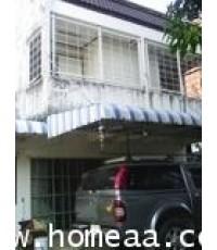 บ้านเดี่ยว 2 ชั้น ซ.เพชรเกษม26 เนื้อที่ 75 ตร.วา ปากคลอง ภาษีเจริญ เดินทางสะดวก