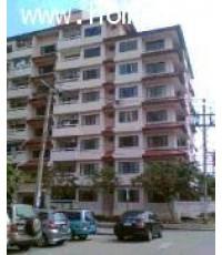 คอนโดการเคหะนนทบุรีปากเกร็ด ตึกF1 ชั้น5 เนื้อที่ 41 ตร.ม. สภาพพร้อมอยู่
