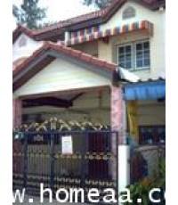 ทาวน์เฮ้าส์ 2 ชั้น หมู่บ้านพนาสนธ์4 ซ.คู้บอน36 เนื้อที่ 16 ตร.วา สภาพพร้อมอยู่