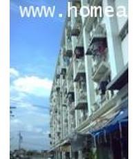 คอนโดพรหมพิมาน ชั้น6 อาคารเอ  ซ.ลาดพร้าว101 เนื้อที่ 20.47 ตร.ม. สภาพพร้อมอยู่