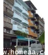 อาคารพาณิชย์ 5 ชั้น (2 คูหาทะลุกัน) ม.บดินทร์เฮ้าส์ ซ.พหลโยธิน75  43 ตร.วา สภาพพร้อมอยู่