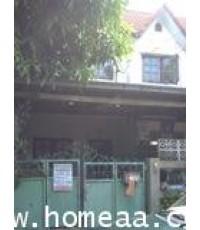 ทาวน์เฮ้าส์ 2 ชั้น หมู่บ้านสินวงศ์ ถ.สรณคมณ์ เนื้อที่ 27.90 ตร.วา สภาพพร้อมอยู่