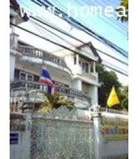 บ้านแฝด 3 ชั้น ซ.จรัญสนิทวงศ์57 เนื้อที่ 80 ตร.วา สภาพพร้อมอยู่ การเดินทางสะดวก