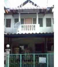 ทาวน์เฮ้าส์ 2 ชั้น หมู่บ้านจิระภา ถ.อยู่สุข ศรีนครินทร์ เนื้อที่ 15.70 ตร.วา สภาพพร้อมอยู่