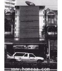 อาคารพาณิชย์ 4 ชั้น 2คูหา มีชั้นลอย ถ.ห้วยแก้ว ต.ช้างเผือก จ.เชียงใหม่ เนื้อที่ 40.60 ตร.วา