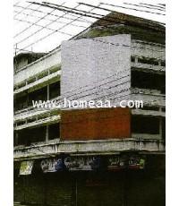 อาคารพาณิชย์ 3 ชั้น (3คูหา) ถนนวันลูกเสือ ต.เมืองใต้ อ.เมือง จ.ศรีสะเกษ หลังมุม