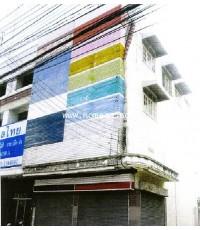 อาคารพาณิชย์ 3.5 ชั้น (2คูหา) ถนนผดุงวิถี ต.ตลาด อ.เมือง จ.มหาสารคาม ทำเลดี