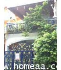 ทาวน์เฮ้าส์ 2 ชั้น หมู่บ้านสุขสันต์6  เนื้อที่ 18 ตร.วา  บางแค ภาษีเจริญ สภาพพร้อมอยู่