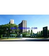 คอนโดมิเนียม แชปเตอร์วัน โมเดิร์นดัชต์ ตึกA ชั้น7 ซ.ราษฎร์บูรณะ33 เนื้อที่ 28.96 ตร.ม. พร้อมอยู่
