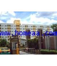 คอนโดมิเนียม ลุมพินีทาวน์ รัตนาธิเบศร์ ชั้น1 ตึกB เนื้อที่ 28.31  ตร.ม. อ.เมือง  นนทบุรี พร้อมอยู่