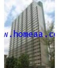 คอนโดมิเนียม ลุมพินีคอนโดทาวน์ รามอินทรา-นวมินทร์ อาคารA ชั้น12A เนื้อที่ 25.18 ตร.ม.