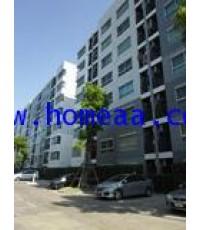 คอนโดมิเนียม ดีคอนโด รัตนาธิเบศร์ อาคารD ชั้น3 เนื้อที่ 29.16 ตร.ม. นนทบุรี พร้อมอยู่
