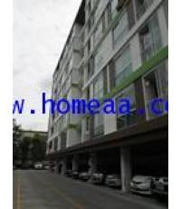 คอนโดมิเนียม  เดอะนิช ไอดี ลาดพร้าว130 อาคารD ชั้น6 เนื้อที่ 34.79 ตร.ม. พร้อมอยู่