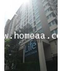 คอนโดมิเนียม Life @รัชดา ซ.ลาดพร้าว36 ตึกB ชั้น10 เนื้อที่ 43.02 ตร.ม. จันทรเกษม จตุจักร พร้อมอยู่