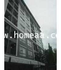 คอนโดมิเนียม Tempo one รามคำแหง-พระรามเก้า ชั้น6 เนื้อที่ 38.50 ตร.ม. ซ.รามคำแหง12 พร้อมอยู่