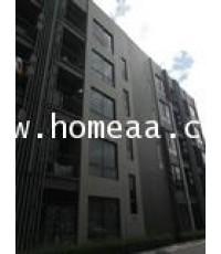 คอนโดมิเนียม เดอะทรี พริวาด้า ตึกD ชั้น1 เนื้อที่ 27 ตร.ม. ถ.ประชาราษฎร์ สาย1 บางซื่อ พร้อมอยู่