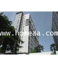 คอนโดมิเนียม The Key ประชาชื่น ตึกA ชั้น7 เนื้อที่ 32 ตร.ม. อ.เมือง จ.นนทบุรี