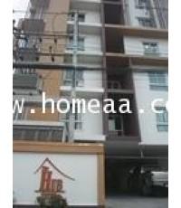 คอนโดมิเนียม (มุม) The Hub คอนโด ชั้น4 ซ.รามคำแหง164 เนื้อที่ 30 ตร.ม. มีนบุรี พร้อมอยู่