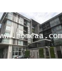 คอนโดมิเนียม ดับเบิ้ลเลค อาคาร1 เฟส1 ชั้น4 เนื้อที่ 34.28 ตร.ม. บ้านใหม่ ปากเกร็ด นนทบุรี พร้อมอยู่