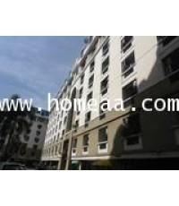 คอนโดมิเนียม (2ห้องทะลุ) บดินทร สวีทโฮม อาคารE ชั้น4 เนื้อที่ 71.70 ตร.ม. ทาวน์อินทาวน์ พร้อมอยู่