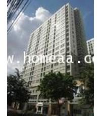 คอนโดมิเนียม ลุมพินีวิลล์ ประชาชื่น-พงษ์เพชร1 อาคารA ชั้น15 เนื้อที่ 65 ตร.ม. ประชาชื่น นนทบุรี
