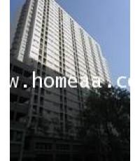 คอนโดมิเนียม ลุมพินีคอนโดทาวน์ อาคารA ชั้น22 รามอินทรา-นวมินทร์ เนื้อที่ 25.22 ตร.ม. กม.8 พร้อมอยู่