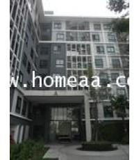 คอนโดมิเนียม ไอคอนโด งามวงศ์วาน2 อาคารA ชั้น7 (2ห้องติดกัน) เนื้อที่ 45.69 ตร.ม. บางเขน นนทบุรี