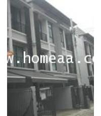ทาวน์โฮม 3ชั้น ม.บ้านกลางเมือง งามวงศ์วาน47 เนื้อที่ 18 ตร.วา  หลักสี่ พร้อมอยู่