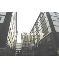 คอนโดมิเนียม (มุม) คันทรีวิลล์รีสอร์ท อาคาร1 ชั้น7 เนื้อที่ 30.60 ตร.ม. รัตนาธิเบศร์ นนทบุรี