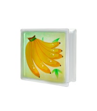 บล็อคแก้วกล้วย (Banana)