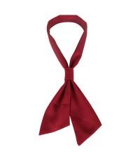 โบว์ หรือ ผ้าพันคอ สีแดง 1609-011