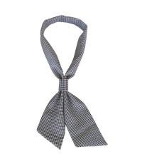 โบว์ หรือ ผ้าพันคอ สีเทา 1609-012