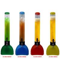 หลอดใส่น้ำผลไม้ หรือ เบียร์ 3 ลิตร  (Beer Dispenser)16-002-059-062