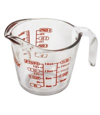 Glass Measuring Cup 16 Oz. แก้วตวง 1610-119
