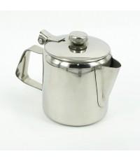 กาใส่กาแฟ สแตนเลส มีฝาปิด 300 ml. 1610-188