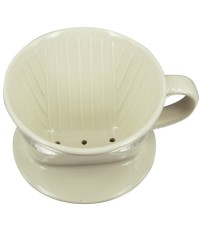 ถ้วยกรอง Ceramic Coffee Dripper 3-4 Cup 1610-179