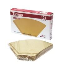 กระดาษกรองกาแฟ สำหรับถ้วยกรอง 1-2 แก้ว 1610-268
