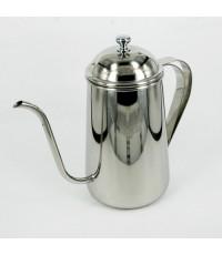กาต้มน้ำดริปกาแฟ สแตนเลส 1200 ซีซี.   1610-312
