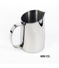 เหยือกตีฟองนม แบบสแตนเลสหนา ความจุ 600 CC. 1610-369