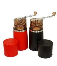 ชุดทำกาแฟ 3 in 1 มี บดเมล็ดกาแฟมือหมุน พร้อมชงกาแฟดริป และ ดื่ม 1610-416