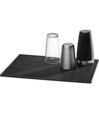 เสื่อยางกันลื่นสำหรับวางแก้วเครื่องดื่ม 15 x 30 cm. 1610-417