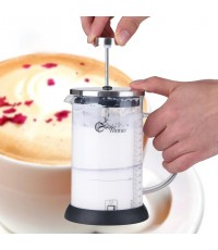 กาชงชา และ กาแฟ แบบกด หรือ เฟรนช์เพรส มีสเกลวัดปริมาณ 650 CC. 1610-498