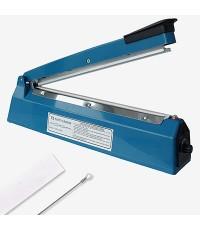 เครื่องซีลไฟฟ้าแบบกด ยาว 300 mm.สำหรับถุงพลาสติก PPและ PE 1608-116