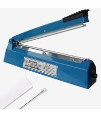 เครื่องซีลไฟฟ้าแบบกด ยาว 400 mm.สำหรับถุงพลาสติก PPและ PE 1608-117