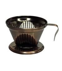 ถ้วยกรองกาแฟสแตนเลส 3 รู สีคอปเปอร์  1610-505-C014