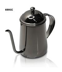 กาต้มน้ำดริปกาแฟ  600 ซีซี. สีดำเมทัล 1610-311-C01