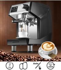เครื่องชงกาแฟเอสเปรสโซ่ 1 หัวกรุ๊ป 2700W. สีดำ 1614-186-C01