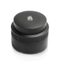 แทมเปอร์สปริง มาการอง Apresso Ø58 mm หน้าเรียบ สีดำ 1610-689-C01